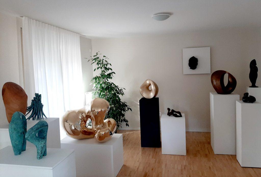 atelier of the artist