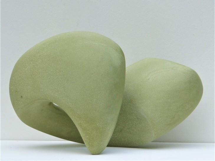 Skulptur Phönix aus der Asche